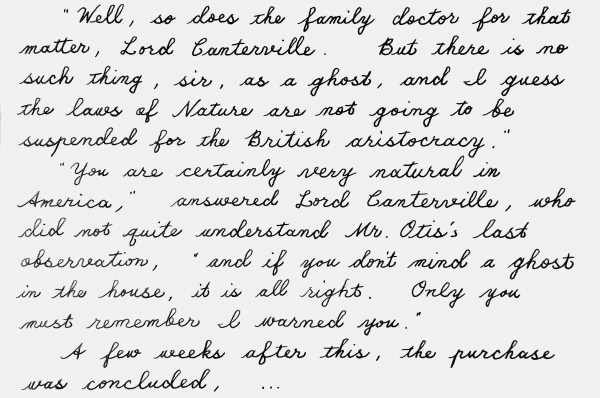 canterville handwriting2