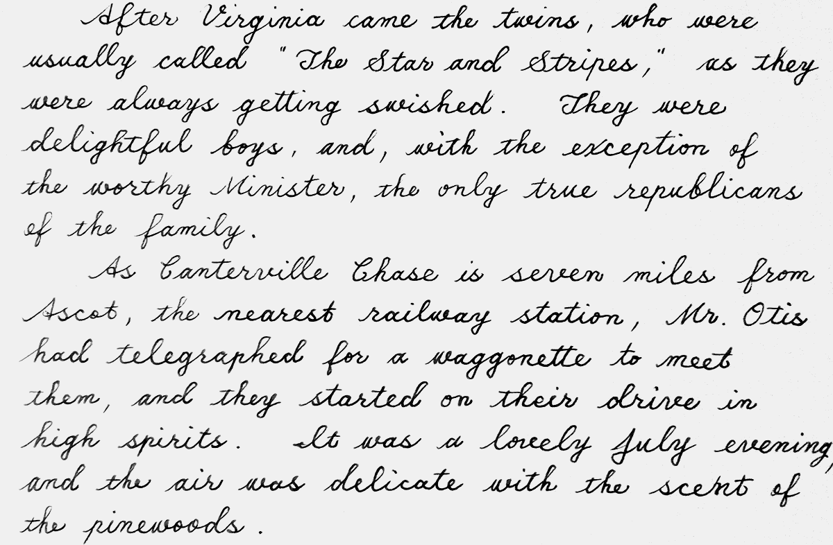 canterville handwriting4